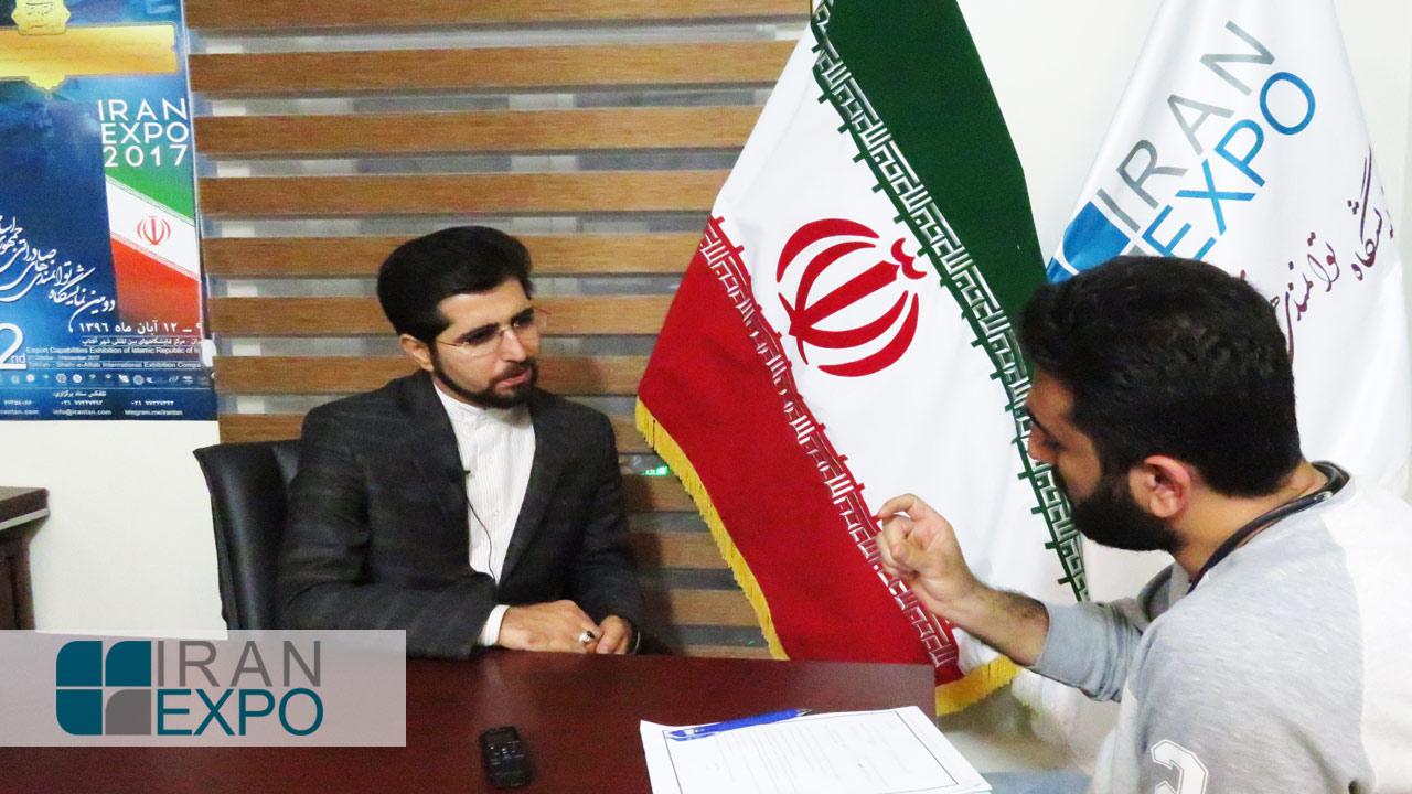 دبیر فراکسیون صادرات غیر نفتی مجلس: پتانسیل محصولات ایرانی در سطح منطقه و بین المللی شناخته نشده است؛ در حوزه صادرات بایستی جهانی اندیشید و عمل کرد.