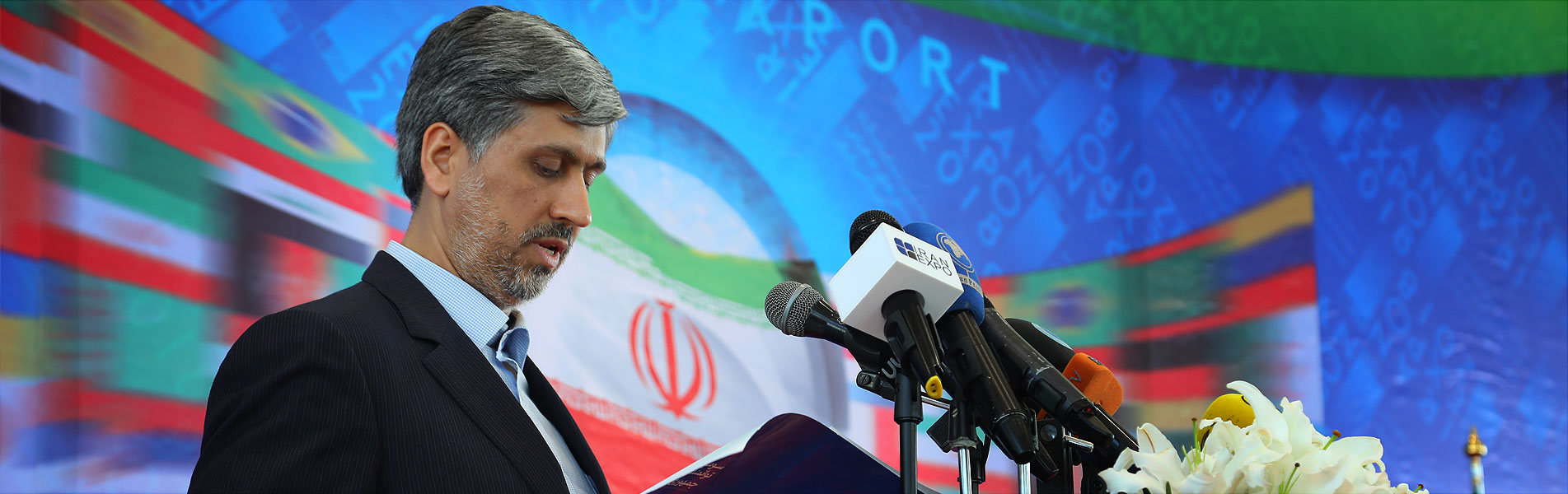 Opening Ceremony(Iran expo 2018)