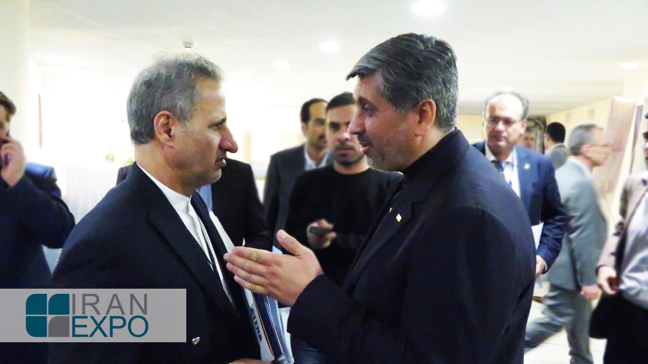 حسینی: نمایشگاه ایران اکسپو فرصتی بی مانند برای اثبات توانمندی های صادراتی ایران به تجار عراقی و نمایش ویترینی زیبا از کالاهای صادراتی برتر ایران است.