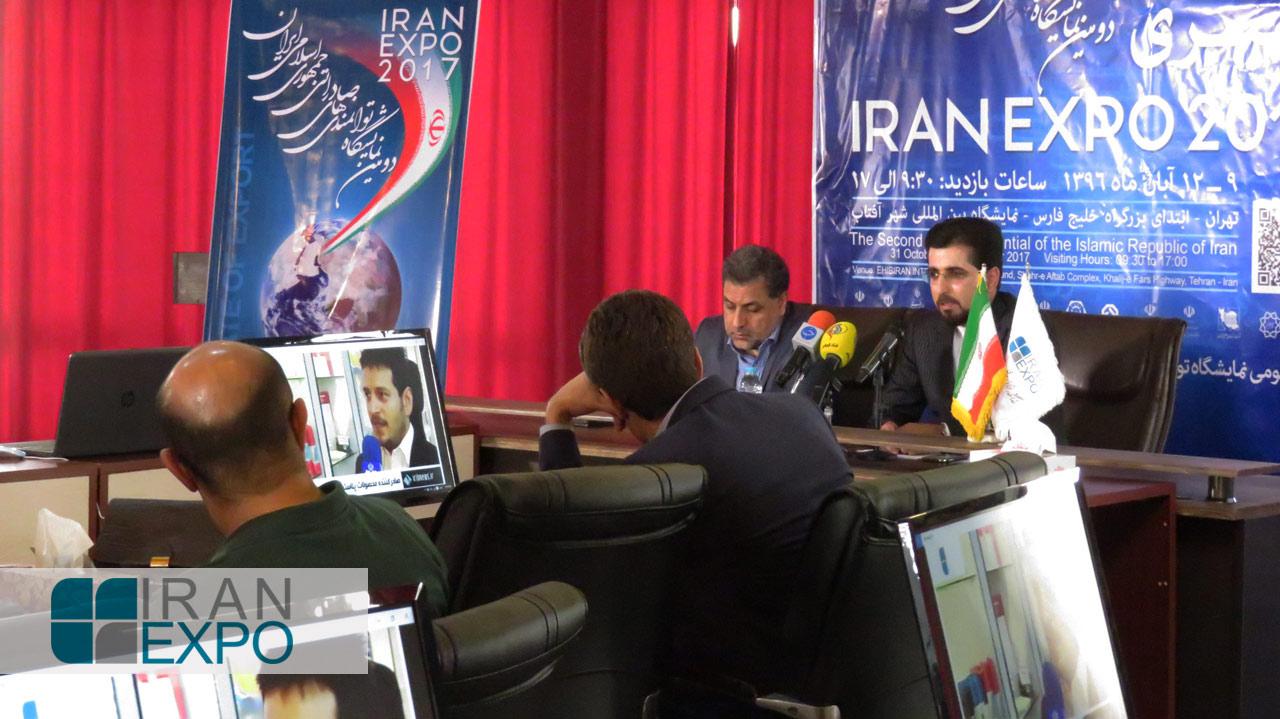 سخنگوی ایران اکسپو: حضور گسترده تجار خارجی در ایران اکسپو، پاسخی کوبنده به اهانت ها و تهدیدات ترامپ است.