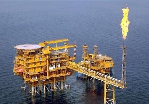 تولید گاز از دومین سکوی فاز 14 پارس جنوبی آغاز شد