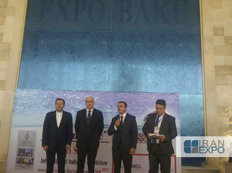 برگزاری نمایشگاه بین المللی صنعت در باکو