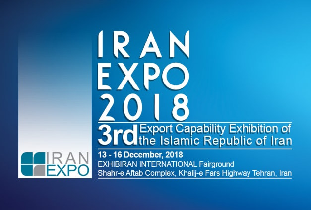 Iran Expo 2018 Host More Than 600 Businessman in December
